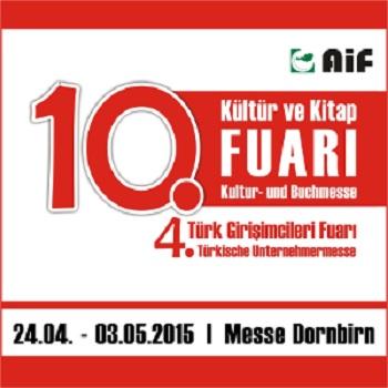10. Kultur- und Buchmesse